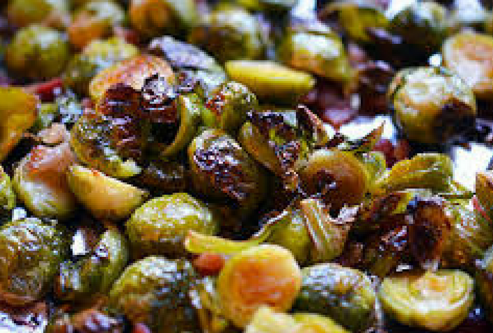 Recipe Monday..Brussel Sprouts and Bacon!!