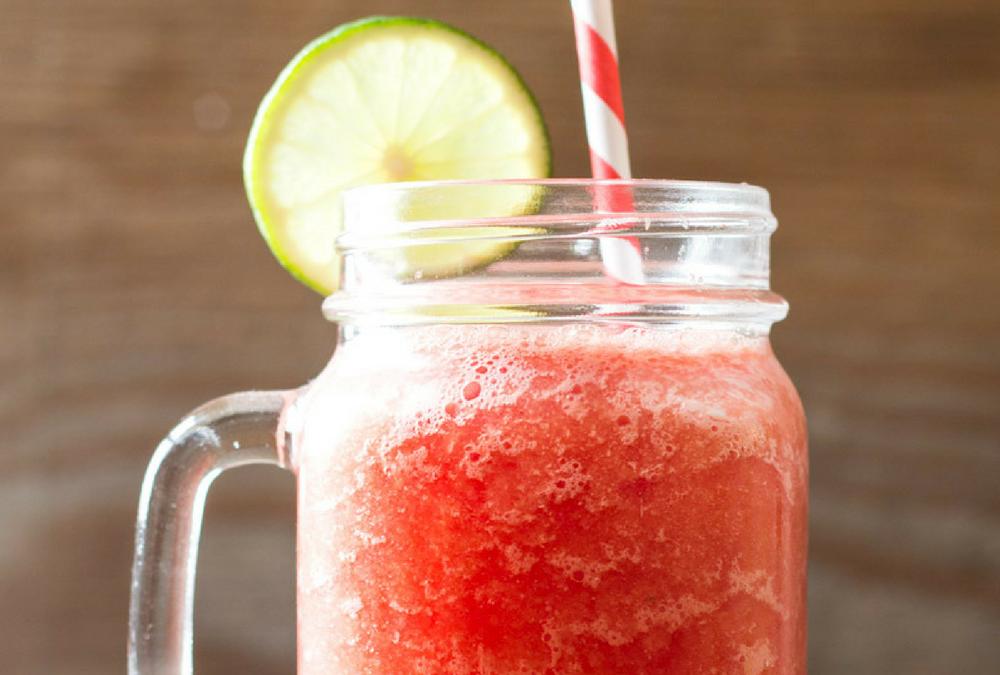 Hydration series:  Watermelon Slushy