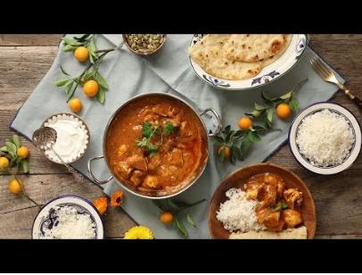Tikka Masala with Chicken & Cauliflower