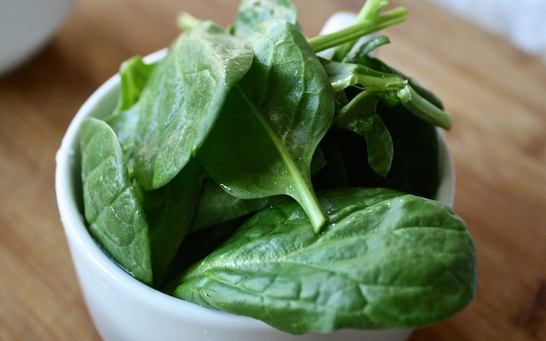 Detox Spinach Soup