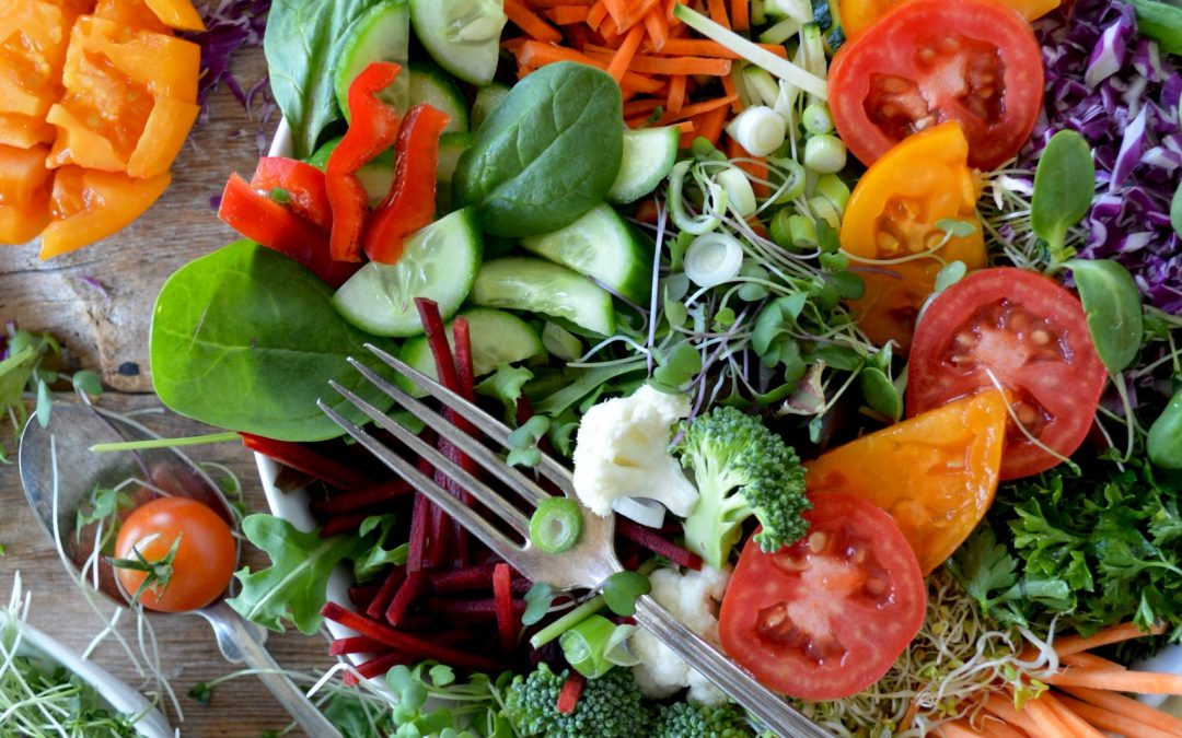 Lose Weight With Living Foods