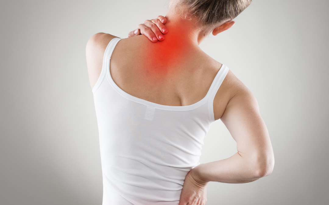Relieving Upper and Lower Back Pain