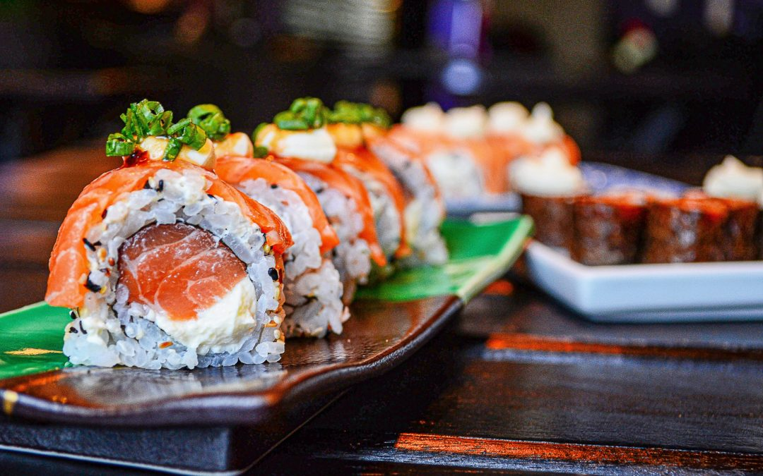 Sushi Is Your Friend When Losing Weight