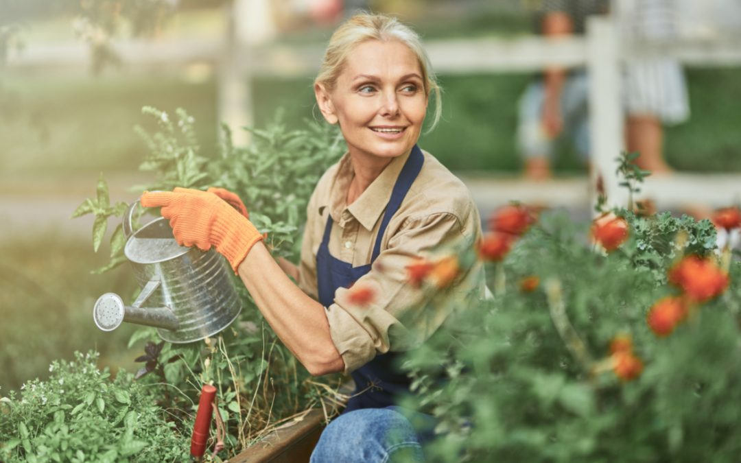 Improve Your Health and Fitness with Gardening